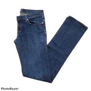 Rock & Republic Stella straight leg jeans w28